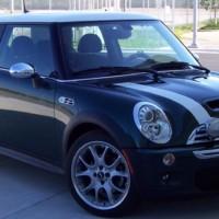 Mini Cooper S  r53