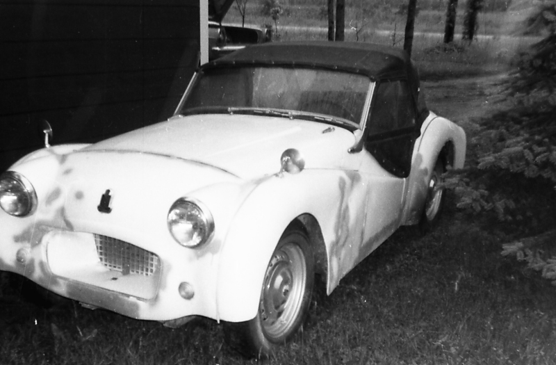 TR2 - Triumph Owners
