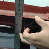 radiator space height
