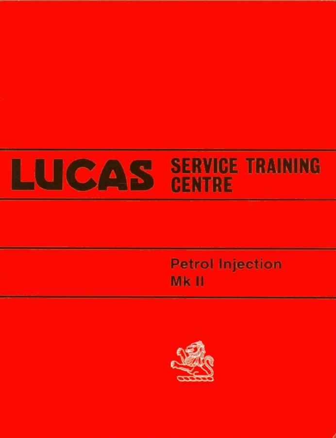 Lucas PI red book