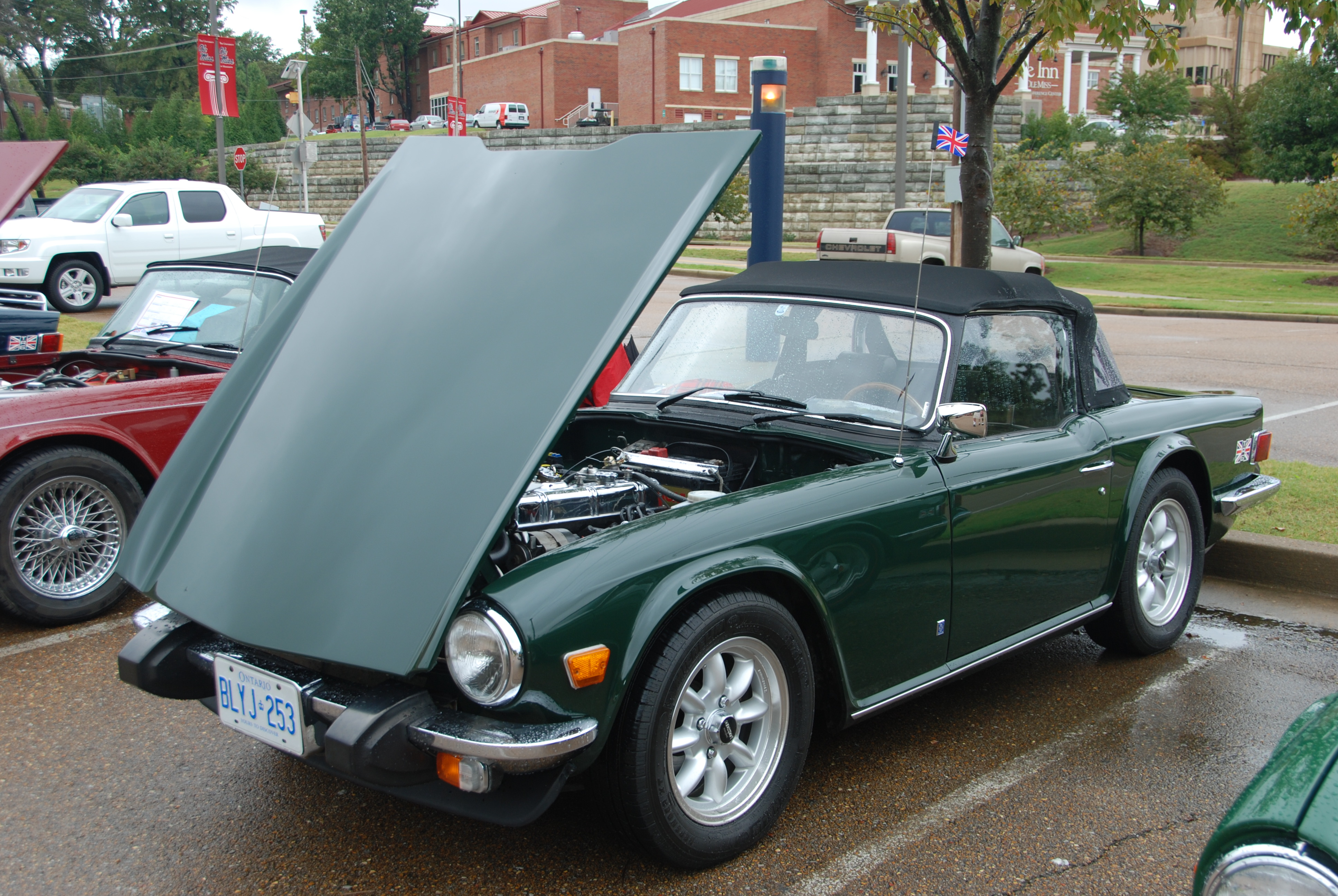 Tr6 Triumph Owners