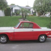 1960 Triumph Herald 948 Coupe